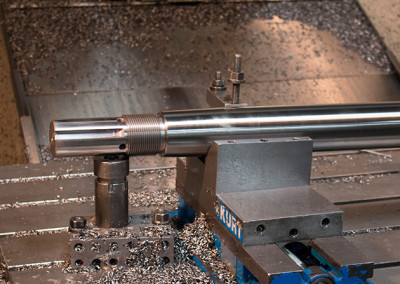 Milling-of-Keyways-in-a-Shaft