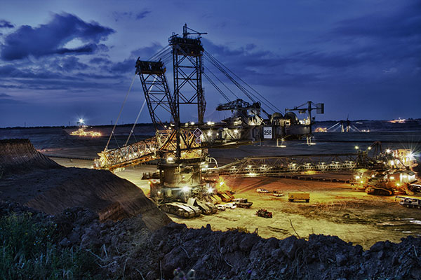 outsource manufacturing in the mining industry